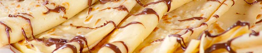 animations culinaires buffet de crepes sucrees