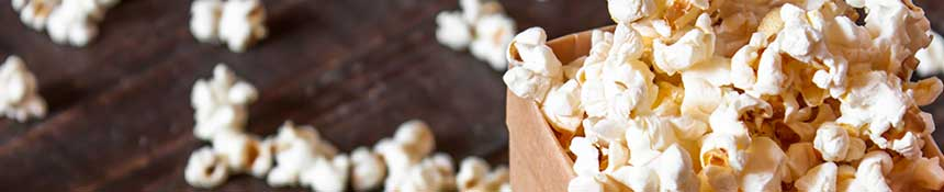 animations culinaires pop corn