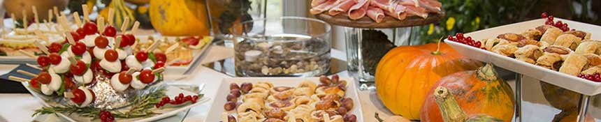 grands buffets traditionnel