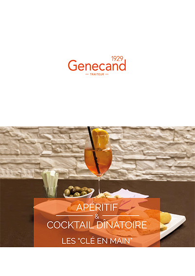 2019 aperitif cocktail cle en main