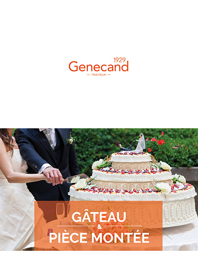 2019 Gateaux pieces montees